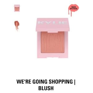 WE'RE GOING SHOPPING | BLUSH
